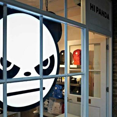 Hi Panda Shop